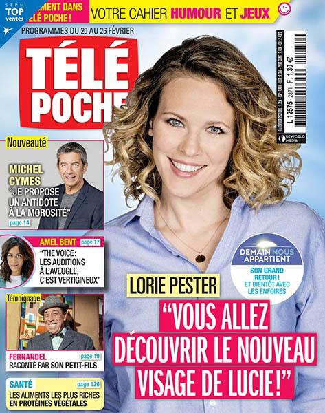 Télé Poche Abonnement Magazine