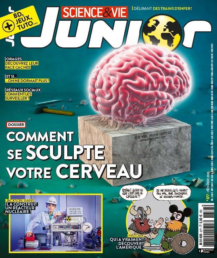 Science et Vie Junior abonnement
