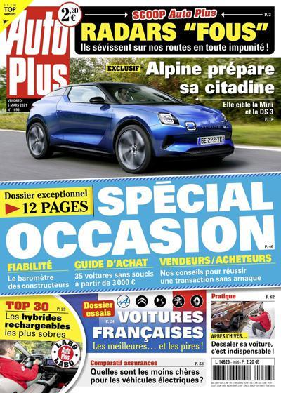 Auto Plus Abonnement Magazine Automobile