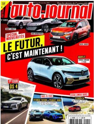 L'Auto Journal Abonnement - Magazine Automobiles