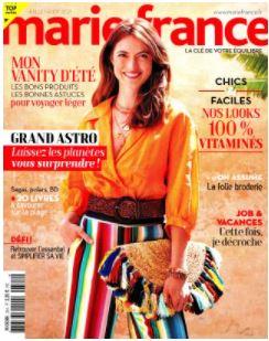 Marie France Abonnement Magazine Féminin People