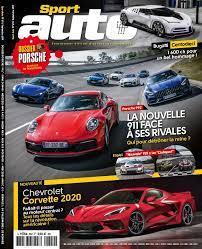 Abonnement Sport Auto - Magazine Automobiles Actu