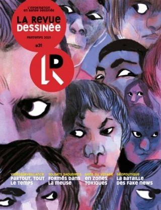 Abonnement La revue Dessinée