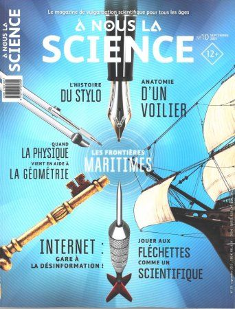 A Nous la Science Abonnement Magazine Scientifique