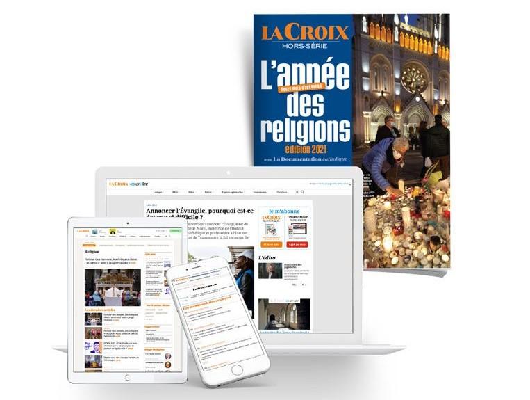 La Croix Religion abonnement magazine numérique