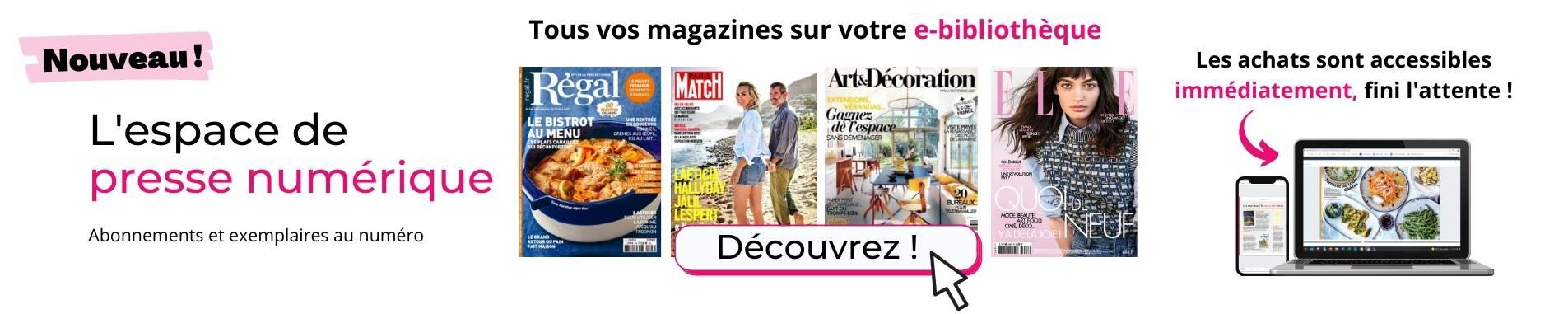 Presse Numérique Offre Abonnement