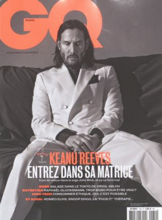 Abonnement GQ, Gentlemen's Quarterly
