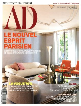 Abonnement AD Architectural digest