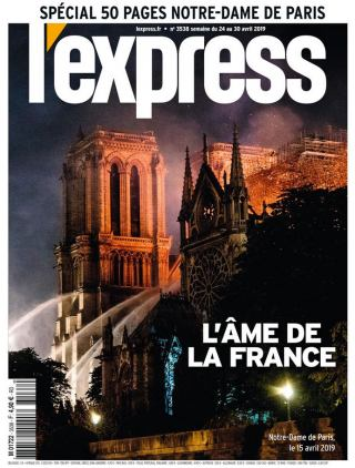 Abonnement L'Express International